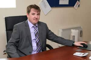 Danny Steele, Contracts Manager